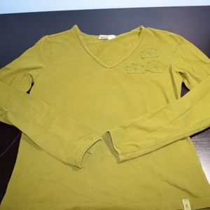Royal Robbins Travel V-Neck Long Sleeve Shirt